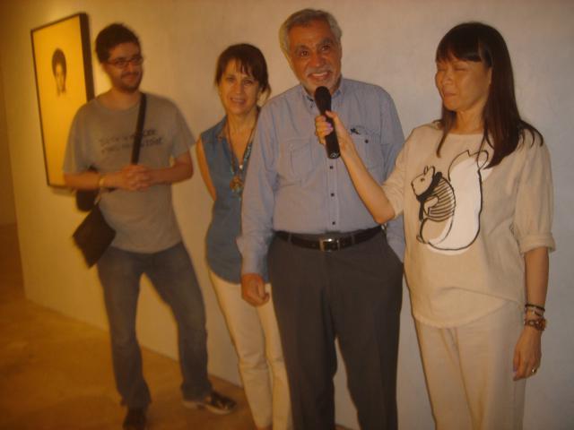 Ambassador Roberto Mayorga