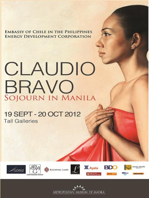 claudio bravo in manila