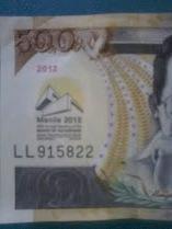 500 peso bill