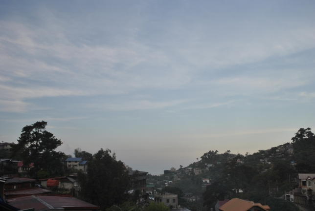 baguio morning